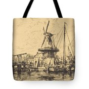 A Haarlem Tote Bag