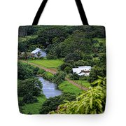 A Hanalei View Tote Bag