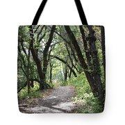 A Happy Trail Tote Bag
