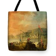 A Harbour View Tote Bag