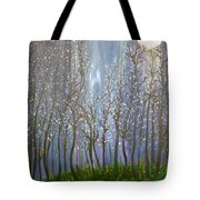 A Haunting Romance Tote Bag