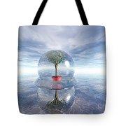 A Healing Environment Tote Bag