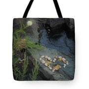 A Heart By The River Tote Bag