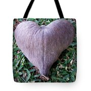A Heart Never Dies Tote Bag
