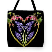 A Heart Of Hearts Tote Bag