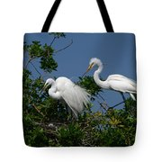 A Helping Beak Tote Bag