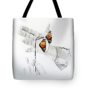 A Helping Hand Tote Bag
