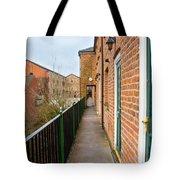 A High Walkway/alleyway Tote Bag