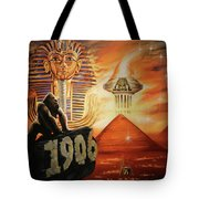 A Higher Perspective Tote Bag