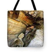 A Hole In The Rock - 1 Tote Bag