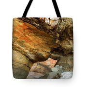 A Hole In The Rock - 2  Tote Bag
