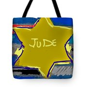 A Holocaust Tote Bag