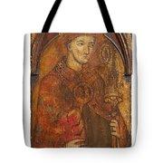 A Holy Bishop Tote Bag