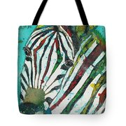 A Horse Of A Different Color Tote Bag