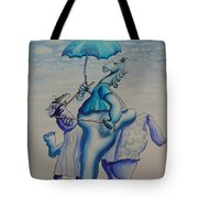 A Horse Of Course Tote Bag