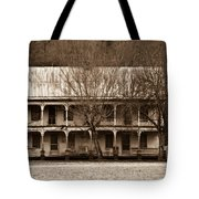 A House From The Past Tote Bag