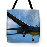 A Hunter Joint Tactical Unmanned Aerial Vehicle Tote Bag