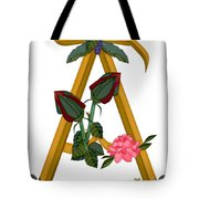 A Is For Art Tote Bag