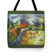 A Journey Through Change Tote Bag