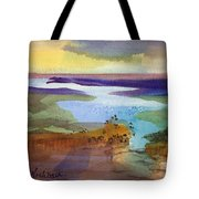 A Journey Through Water Tote Bag