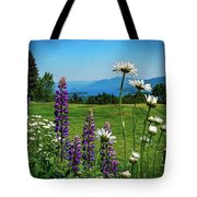 A June Day In Heaven Tote Bag by Kendall McKernon