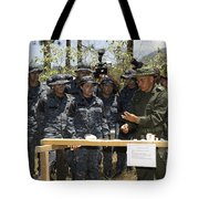 A Jungla From The Columbian National Tote Bag