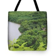 A Jungle Story Tote Bag