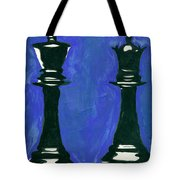 A King And Queen Tote Bag