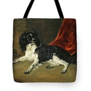 A King Charles Spaniel Tote Bag