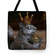 A King For A Day Tote Bag