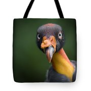 A King Vulture Sarcoramphus Papa Tote Bag