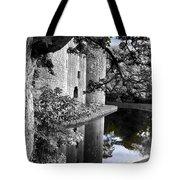 A Knight's Castle In Blue Tote Bag