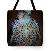 A Lady Of Distinction Tote Bag