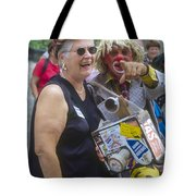 A Laugh In The Park Tote Bag