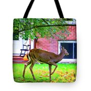 A Lazy Afternoon  Tote Bag