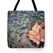 A Leaf's Bow Tote Bag