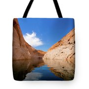 A Leisurely Paddle Tote Bag