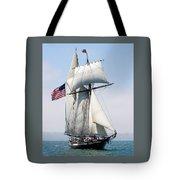 A Life At Sea Tote Bag
