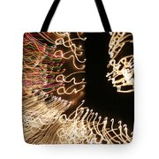 A Light Abstraction Tote Bag