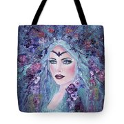 A Light In The Darkness Tote Bag
