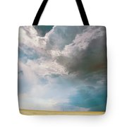 A Light In The Storm Tote Bag