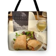 A Lighthouse Lunch Tote Bag
