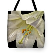 A Lily For Easter Tote Bag