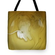 A Lion, But Not In Africa... Tote Bag