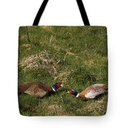 A Little Argue Tote Bag