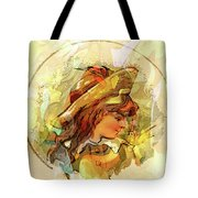 A Little Birdie Said So Tote Bag