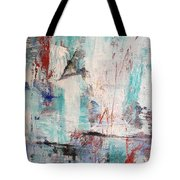 A Little Bit Further Tote Bag
