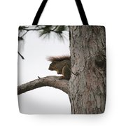 A Little Cool Tote Bag