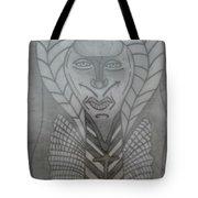 A Little Evil Tote Bag