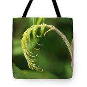 A Little Greenery Tote Bag
